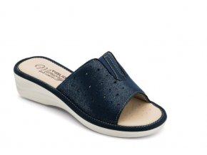 Dámská domácí obuv TIGLIO 1682 BLUE