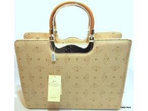 Dámská kabelka Walter Valentino 2867 beige