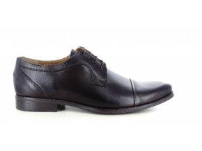 Pánské společenské boty BENSON 3652 T.MORO