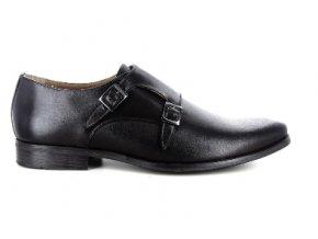 Pánské společenské boty BENSON 9694 NERO
