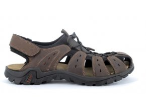 Pánské sandály IMAC 703020 T.MORO/ARANCIONE