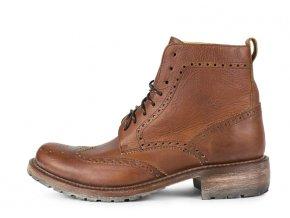 Pánská kotníčková obuv SENDRA  9269 CITY-C EVOLUTION TANG PICASSO
