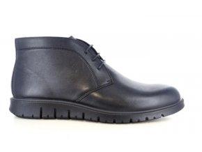 Pánské kotníčkové boty IMAC 800570 NERO