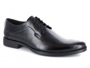 Pánské společenské boty BENSON 90069 nero