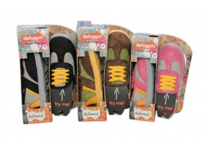 DeFonseca GYM- the first home shoes
