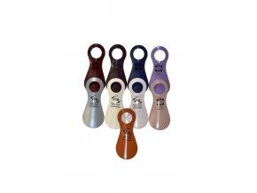 Obouvací lžíce kovová 15 cm