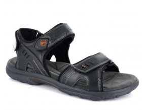 Unisex sandály Art.8026 nero