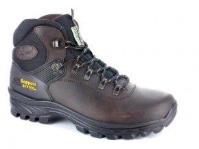 Pánská treková obuv GRISPORT SENTIERO 10242 MARRONE