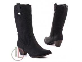 Dámská obuv FEIDA 66-25 BLACK
