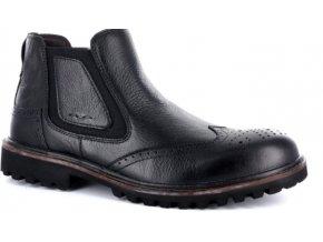 Pánské boty BSL 14021TRI nero