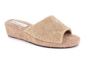 Dámská domácí obuv CRISTINA 11 BEIGE