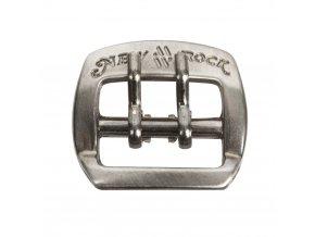 Spona original NEW ROCK 2 hroty malá 3,5 cm patina