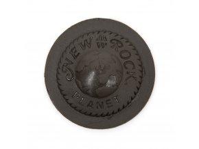 Logo NEW ROCK gumové