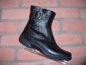 Dámská zimní obuv ALDEX AM 165 BLACK