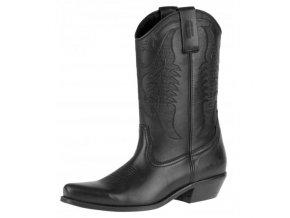 Westernové boty  Johhny Bulls K064
