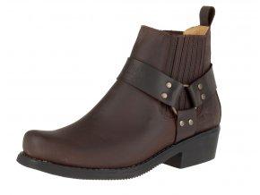 Westernové boty Johhny Bulls K072