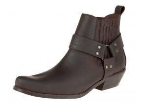 Westernové boty  Johhny Bulls K075