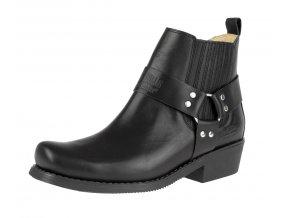 Westernové boty Johhny Bulls K076