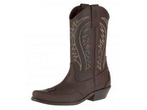 Westernové boty Johhny Bulls K095