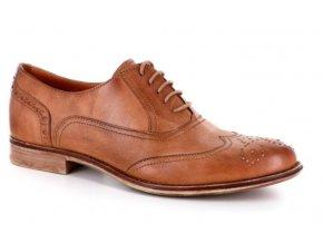 Jarní/letní dámská obuv ELLEN BLAKE 1016 marrone