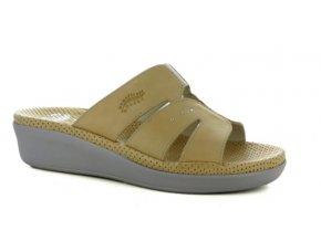 Dámské kožené pantofle ROBERT 41602 PAGLIA