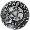 BOTY NEW ROCK M.1029-C1 NOMADA NEGRO ITALI NEGRO PLANING NEG NEW M8 ACERO