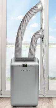 Okenní těsnění pro mobilní klimatizace Trotec AirLock + mobilní klimatizace Trotec PAC 3550