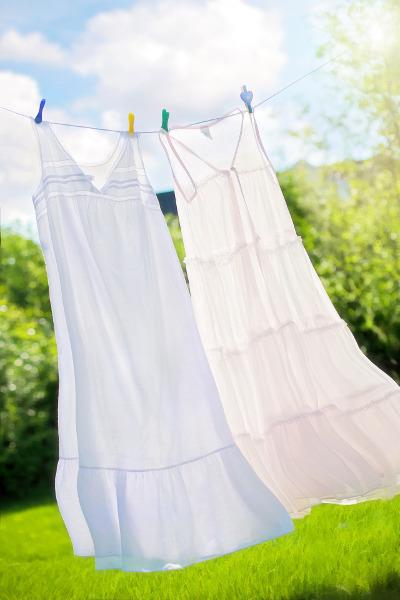 Odvlhčovač vzduchu pro sušení prádla v bytě