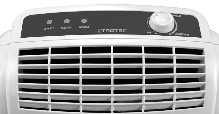 Odvlhčovač vzduchu Trotec TTK 75 E