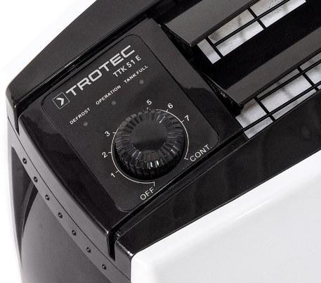 Vysoušeč vzduchu Trotec TTK 51 E
