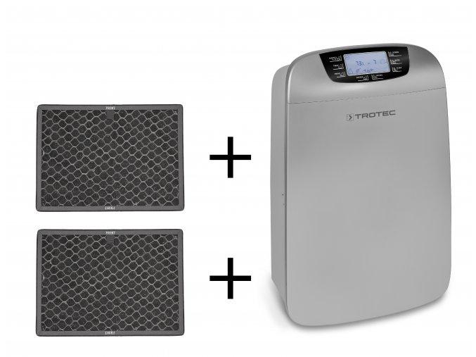 TTK110HEPA plus 2 carbon filter extra