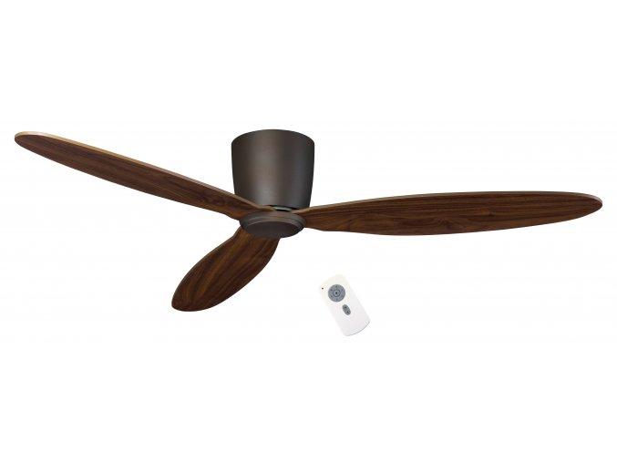 313262 CASAFAN ECO PLANO BZ NB stropni ventilator bez svetla