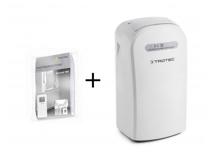 mobilni klimatizace Trotec PAC 3500 tesneni pro mobilni klimatizace