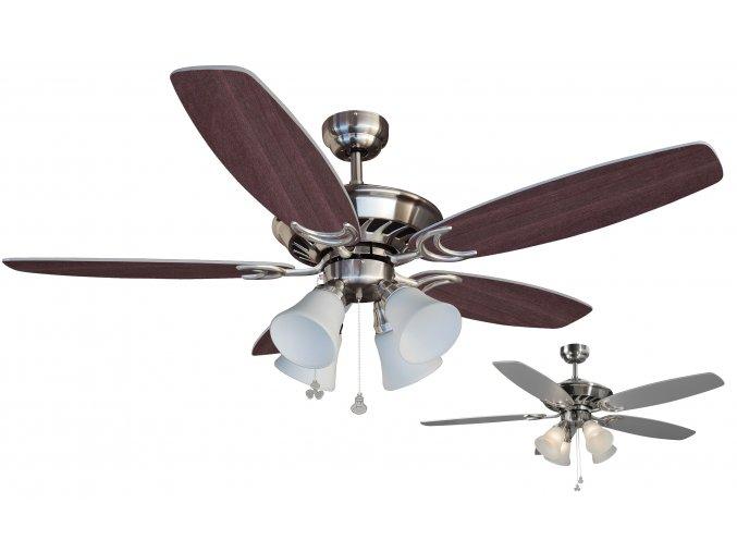 Stropní ventilátor Sulion 072619  Stroke oboustranné lopatky