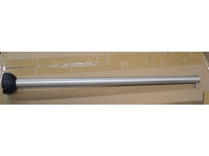 Prodlužovací tyč FARO 33948 40 cm matný chrom pro stropní ventilátory FARO