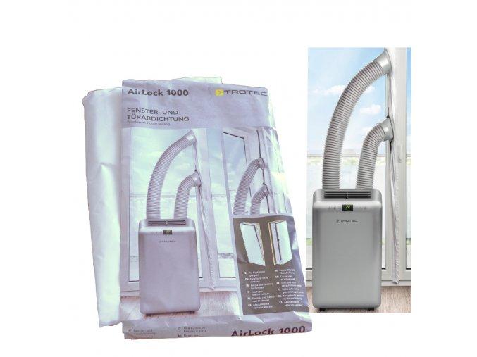 okenní těsnění pro mobilní klimatizace Trotec AirLock 1000