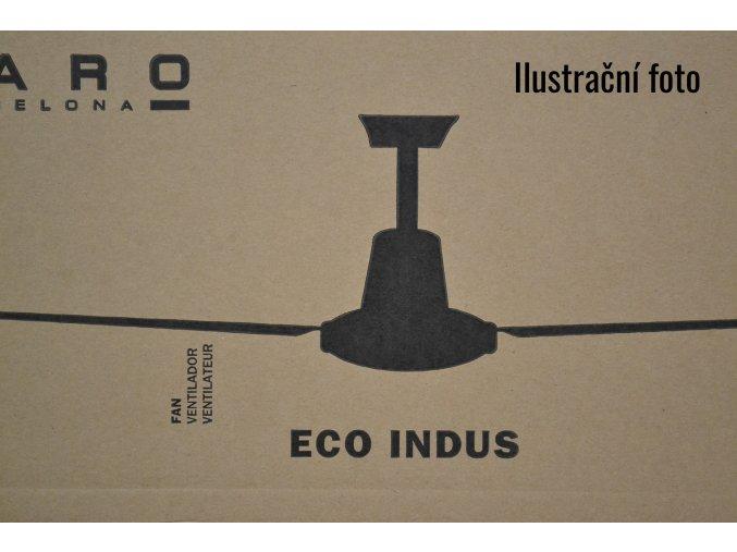 Stropní ventilátor FARO 33005 ECO INDUS bílý