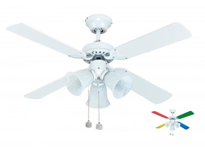 Stropní ventilátor Sulion Hornet, oboustranné lopatky