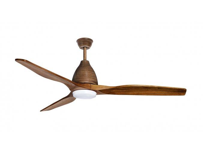 Stropní ventilátor se světlem Sulion Maverick