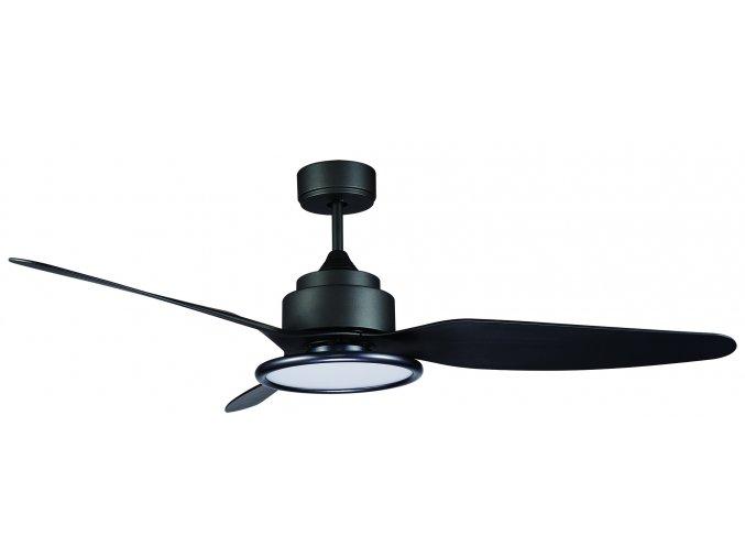 Stropní ventilátor se světlem Sulion 072237 Fiera