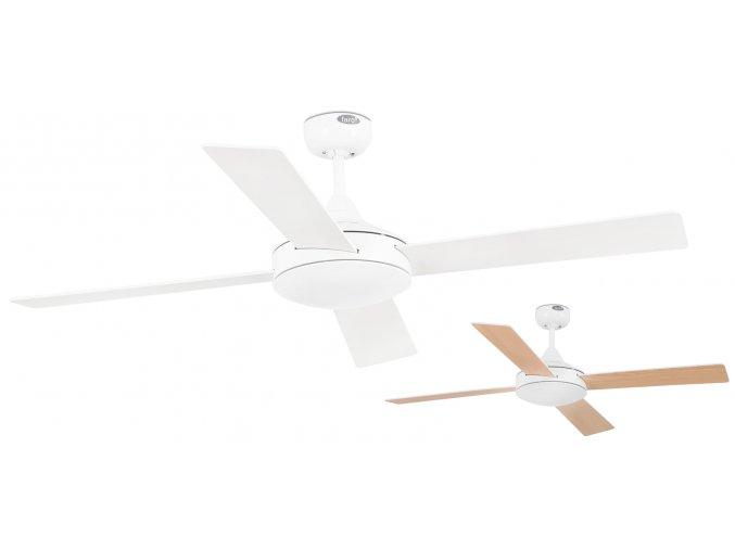 Stropní ventilátor do bytu Faro 33350 Mallorca oboustranné lopatky