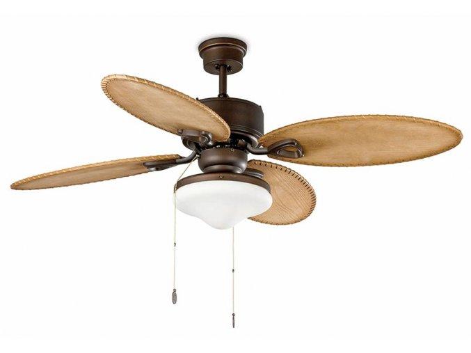 Stropní ventilátor Faro Lombok 33019