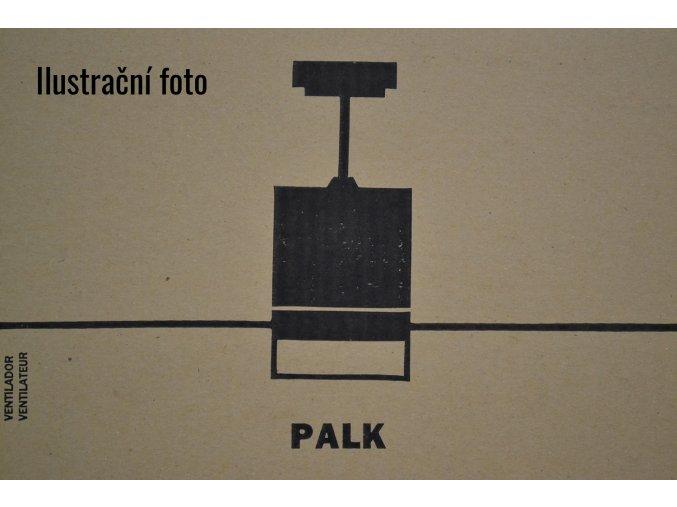 FARO 33470 PALK, javor, stropní ventilátor se světlem  ovládání dálkové