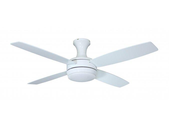 Stropní ventilátor AireRyder FN72217 SATURN bílá nebo borovice, oboustranné lopatky