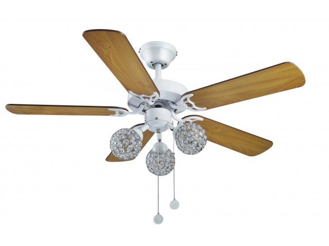 Sulion 072241 RUBY, buk nebo wenge, stropní ventilátor