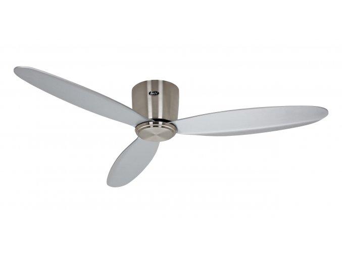 Stropní ventilátor CasaFan 313280 Eco Plano II stříbrnošedý