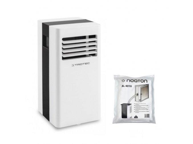 Mobilní klimatizace Trotec PAC 2600 X s těsněním oken