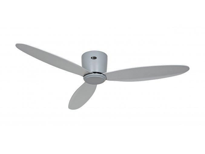 Stropní ventilátor CasaFan 311285 Eco Plano II světle šedý