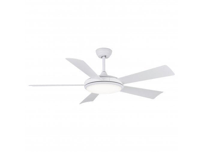Sulion 72050 BERNAT, bílý, stropní ventilátor se světlem