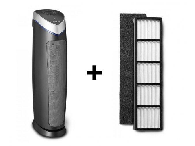 Clean Air Optima CA-508, čistička vzduchu + náhradní sada filtrů